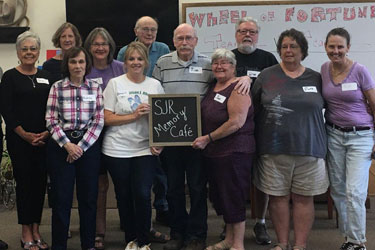 Susan J. Rheem Adult Day Center Memory Cafe